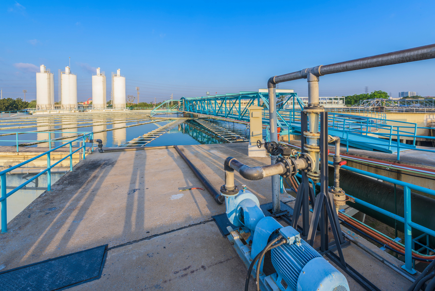 UV Disinfection Options for Wastewater Treatment Plants