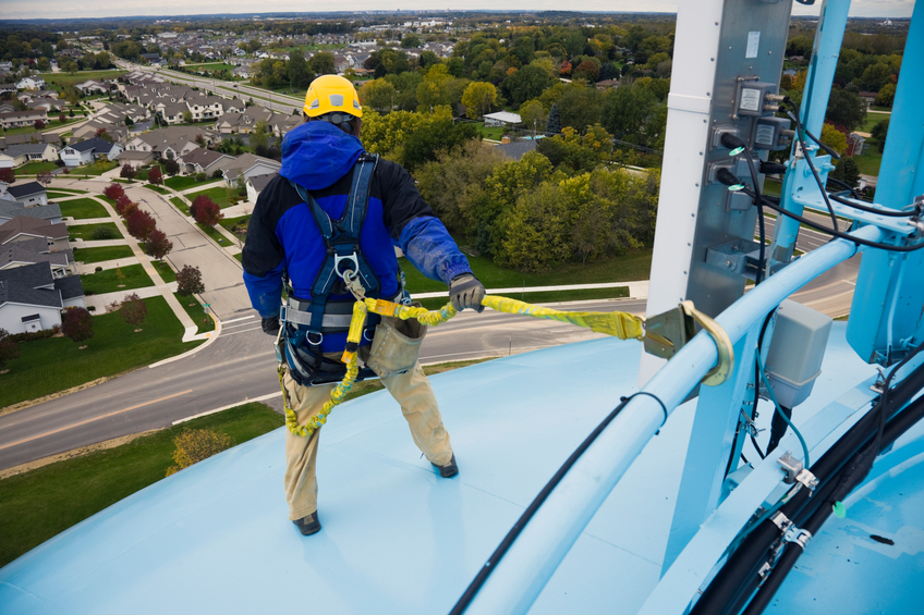 Fall Protection - PDH for Engineers and Online PE Renewal Courses