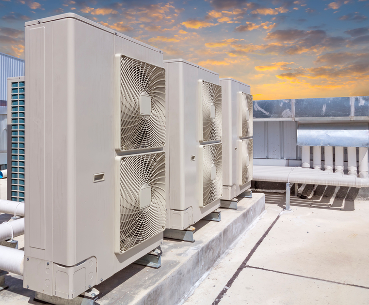 Air Conditioning with Thermal Energy Storage