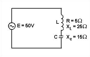 Inductive and Capacitive Reactance