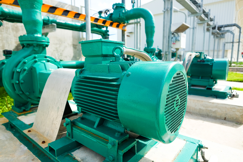 An Introduction to Water System Pumps and Drivers