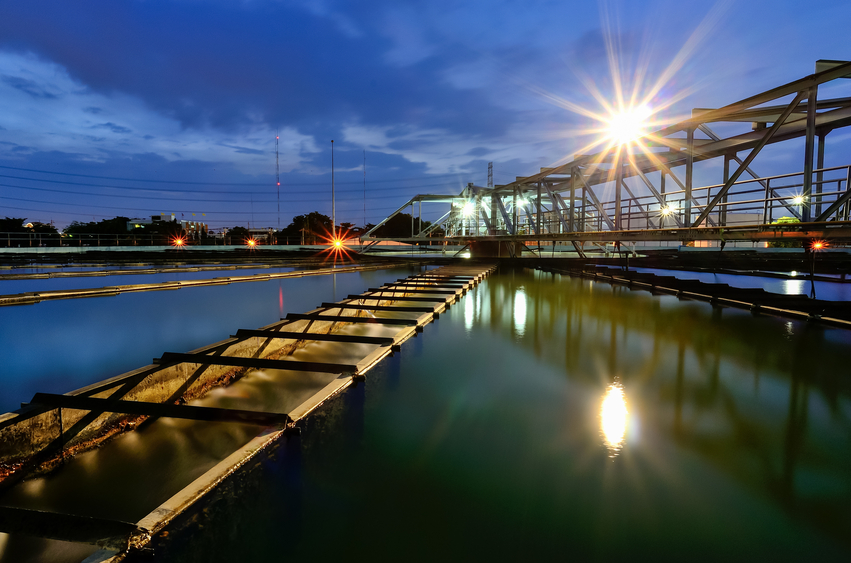 Wastewater Treatment Processes and Systems