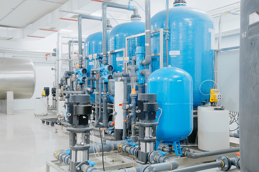 An Introduction to Ion Exchange Techniques for Water Desalination